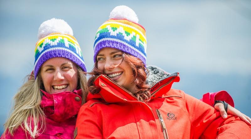 Peak pride is coming to big white big white ski resort