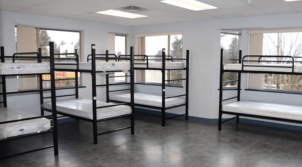 40-bed shelter opens in Surrey's Guildford neighbourhood