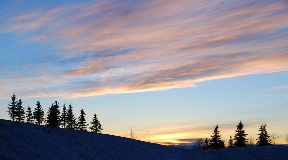 Praise the Chinook: Calgary one of the warmest places in Canada today