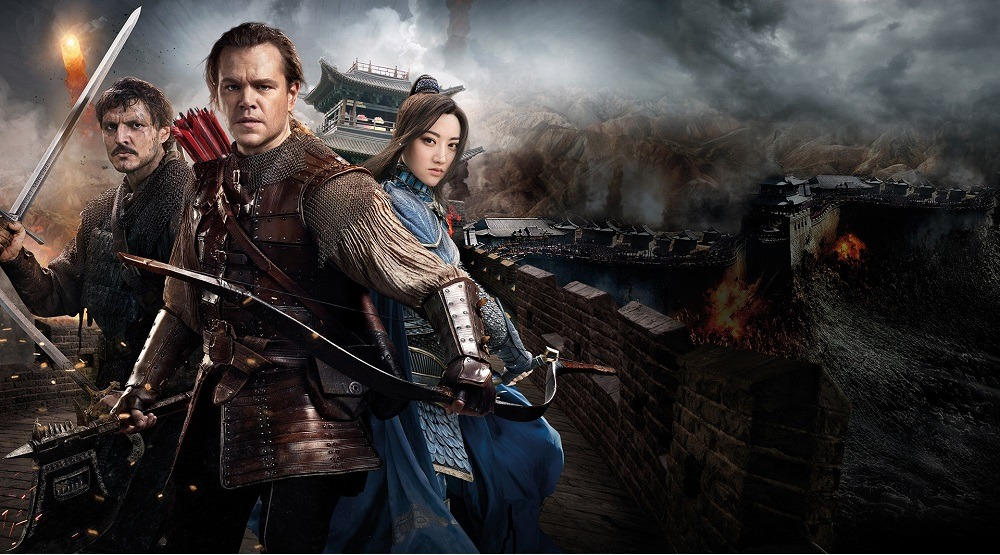 Movie Review: Matt Damon's 'The Great Wall' is a bombastic bore