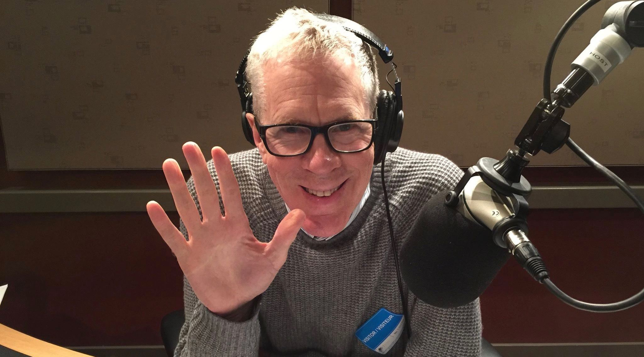 IMG STUART McLEAN, CBC Radio Host and Award-Winning Humorist