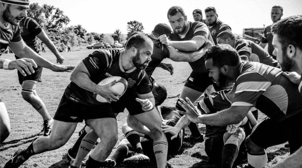 Canadian-based photographer wins World Press Photo prize with Toronto gay rugby team series