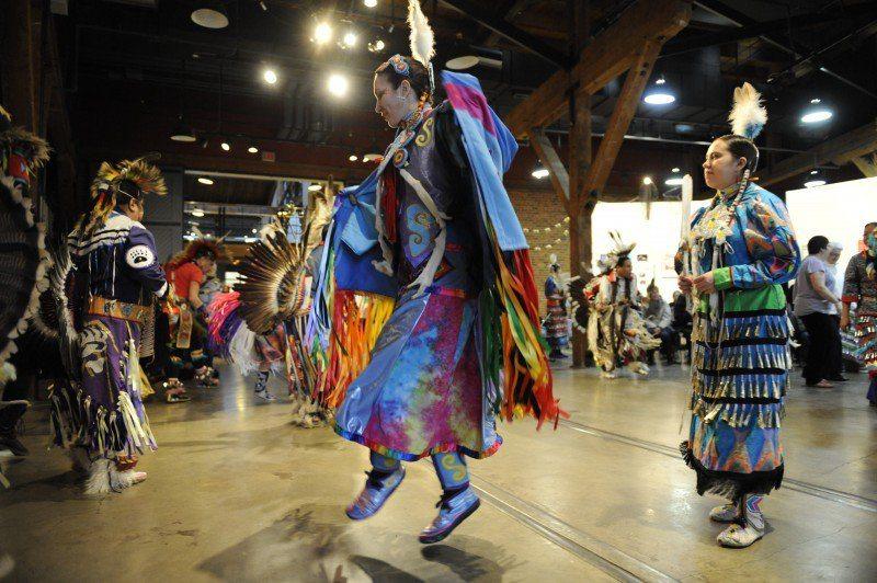 Talking Stick Festival Aboriginal Tourism BC