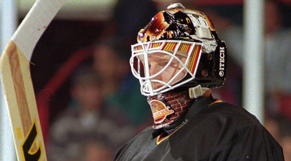 Former Canucks goalie Corey Hirsch opens up about his battle with mental illness