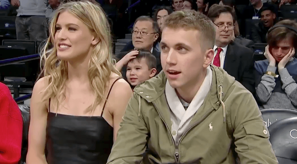 Genie Bouchard honours Super Bowl bet, goes on date with guy from Twitter