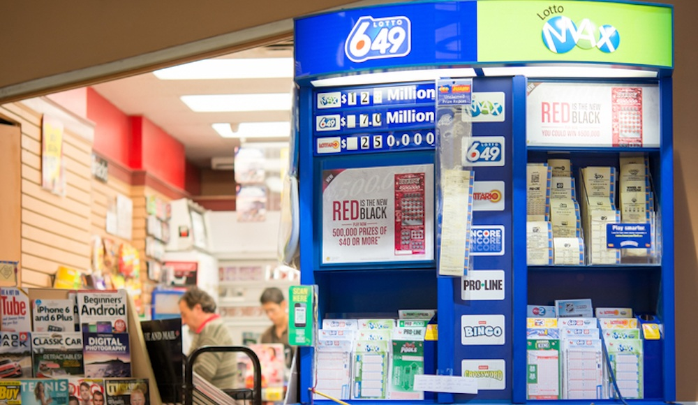 $30-million winning Lotto 6/49 ticket purchased in Metro Vancouver
