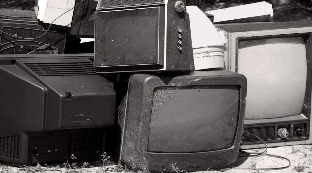 $100,000 found in abandoned television at Ontario recycling plant