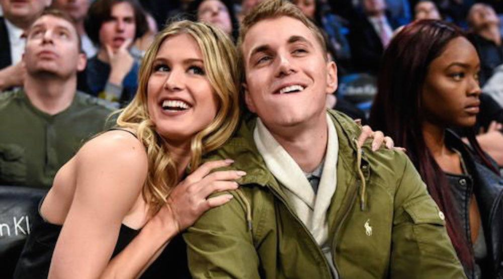Genie Bouchard spotted with Super Bowl bet guy AGAIN