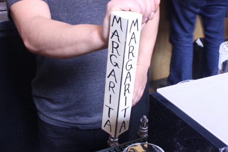 Margarita on tap Masaladobo