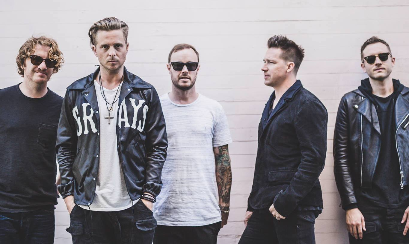 OneRepublic return to Toronto this summer for a concert at the Budweiser Stage