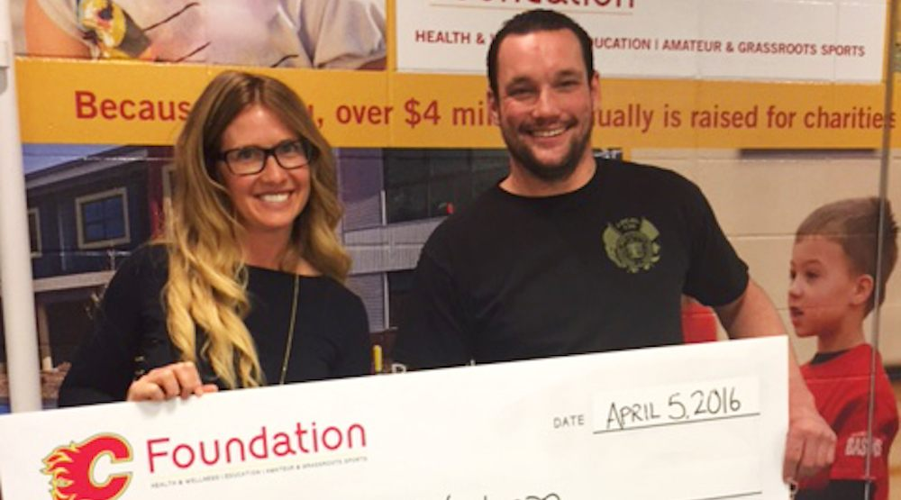 Calgary Flames Foundation Lottery 50-50 cash raffle could make you $200,000 richer