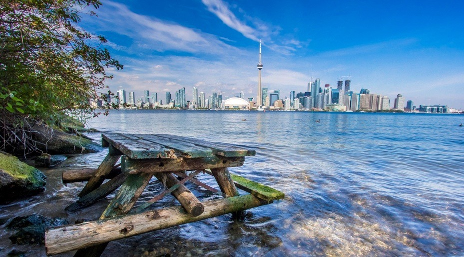 Environment Canada forecasting all of next week to be above 0°C in Toronto
