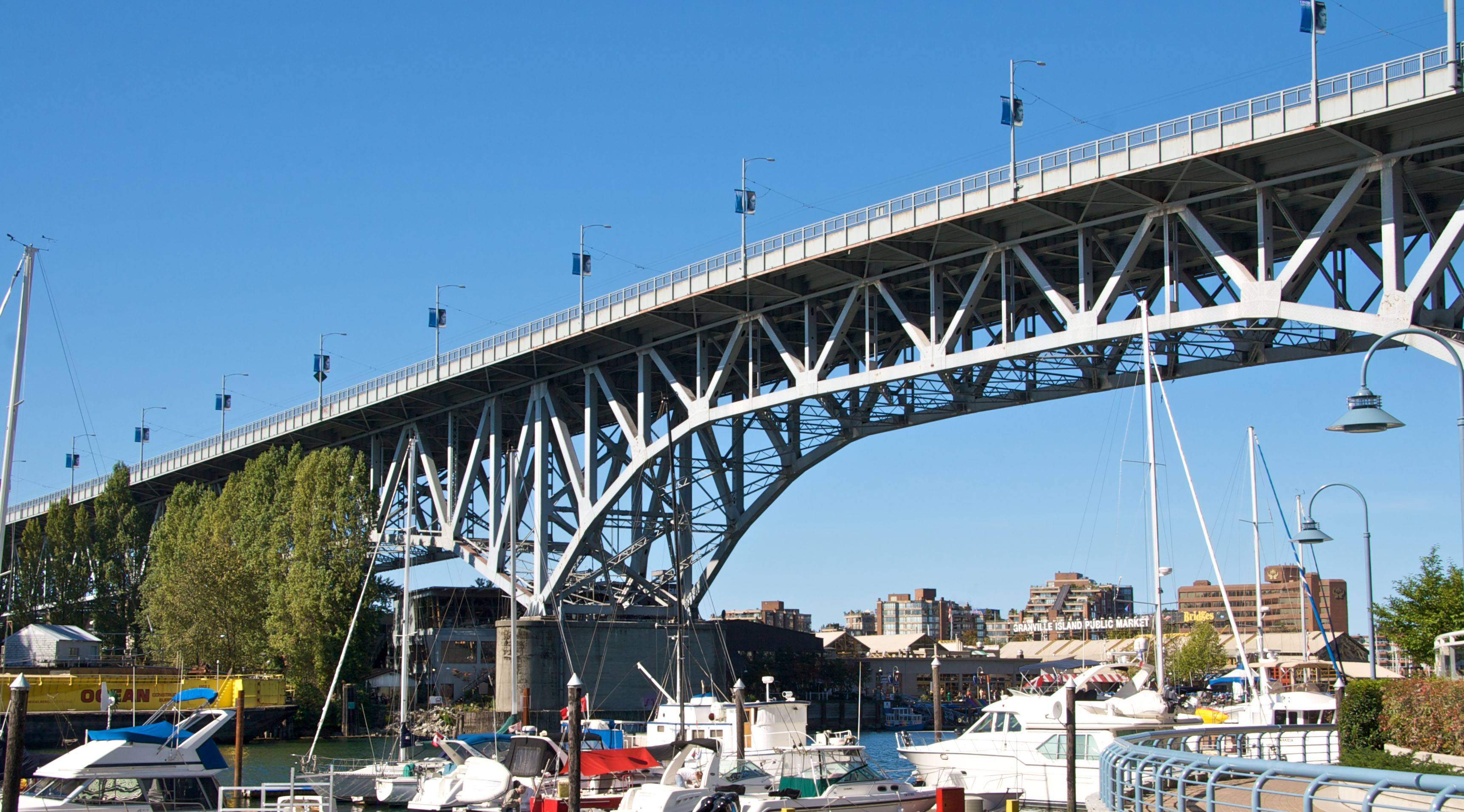 Granville bridge flickr