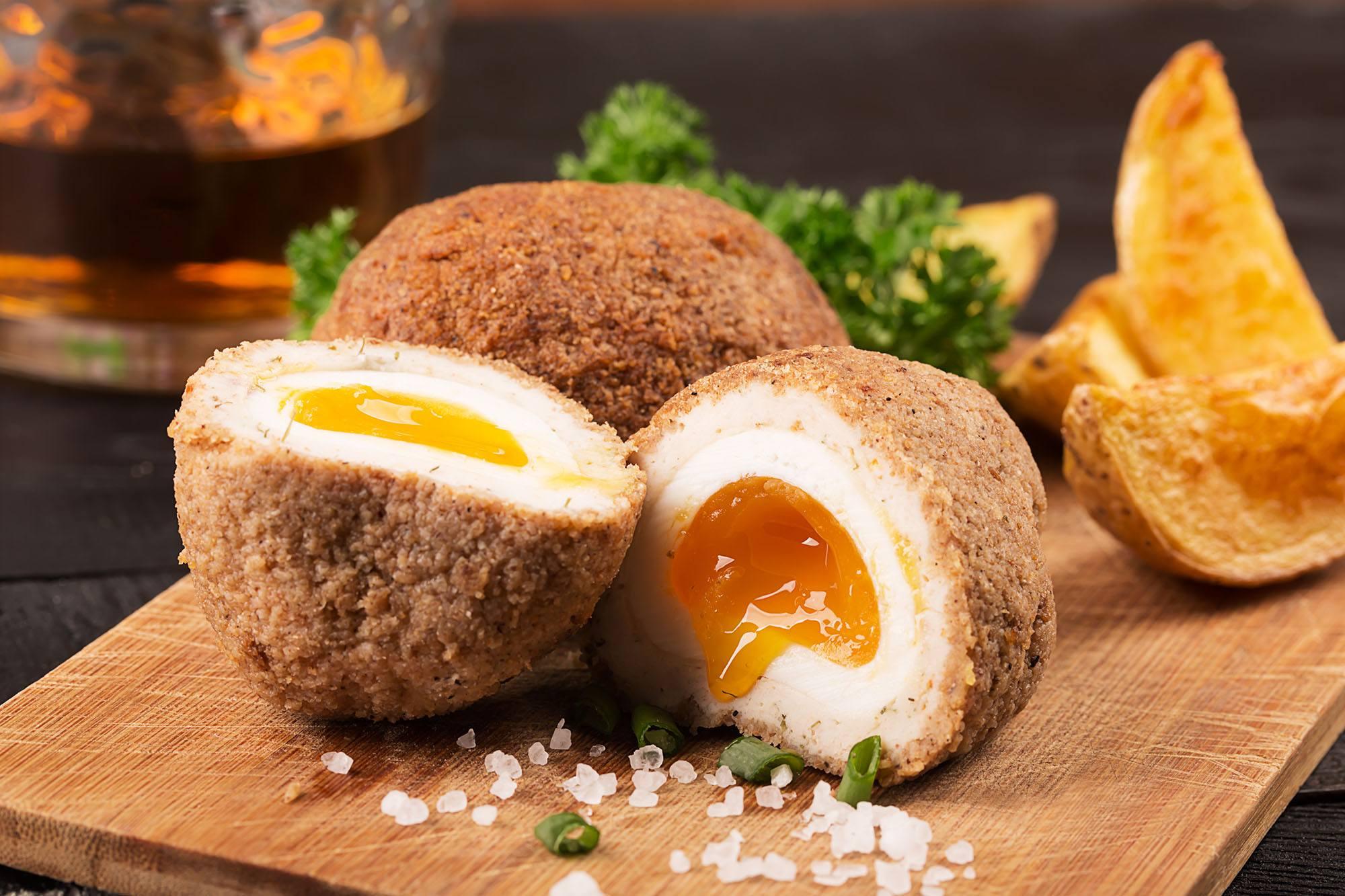 Scotch eggs (Civil/Shutterstock)