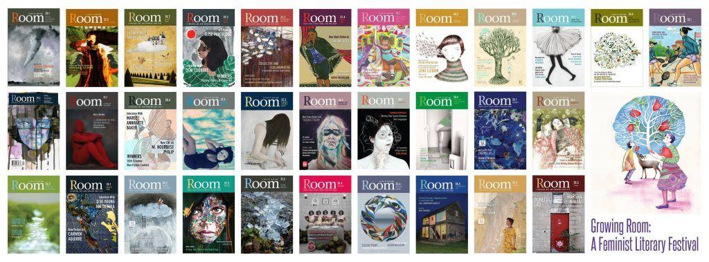 Growing Room A Feminist Literary Festival