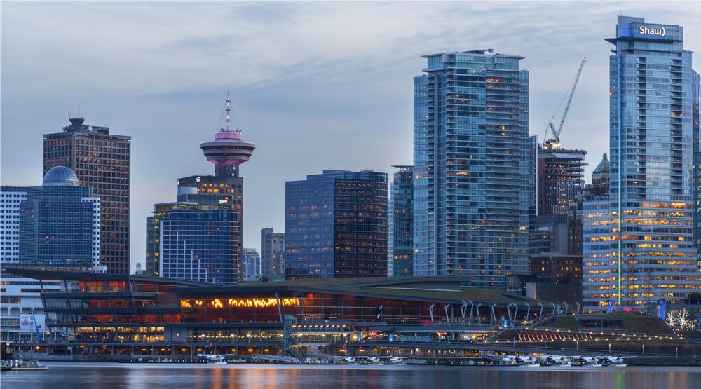 Vancouver skyline 22