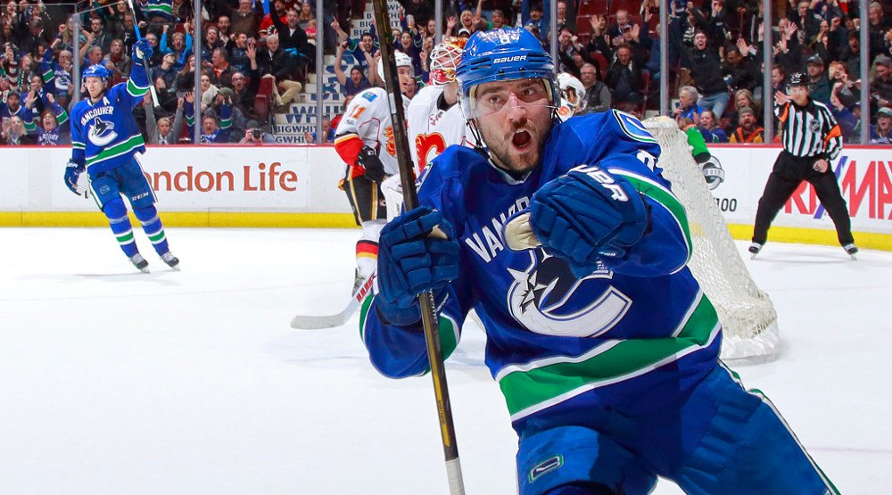 SixPack: Tanev scores OT winner in Canucks turtle derby win over Flames