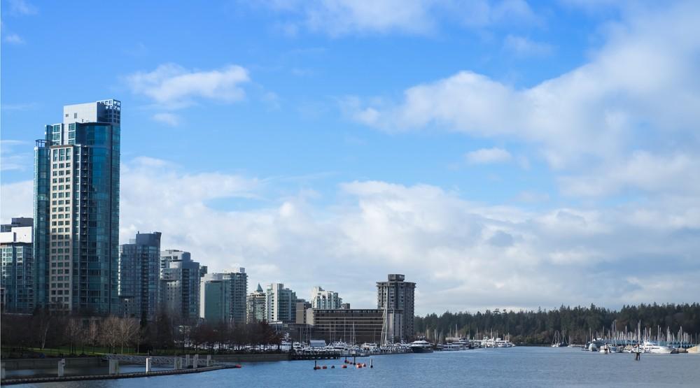 Vancouver skyline 5