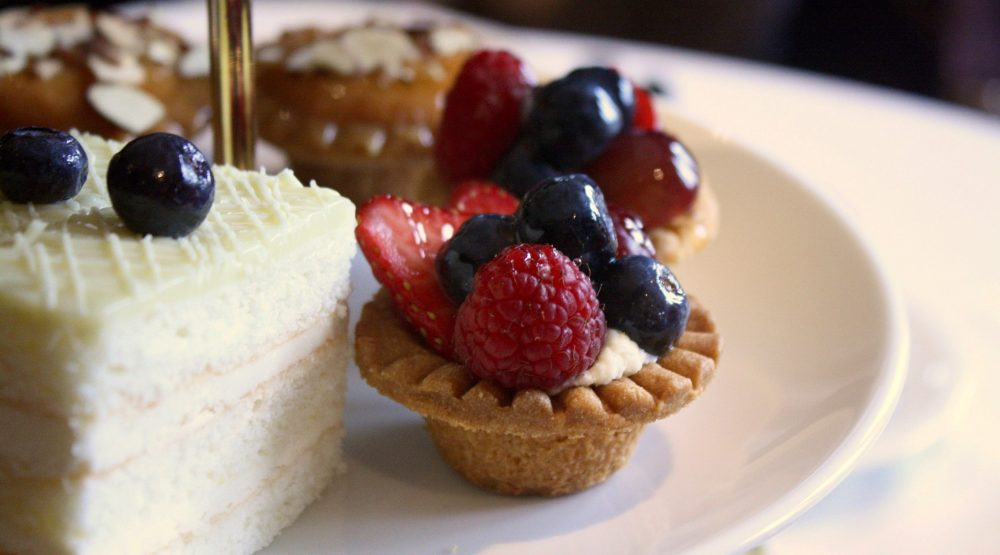 This lavish afternoon tea is only $35 (PHOTOS)