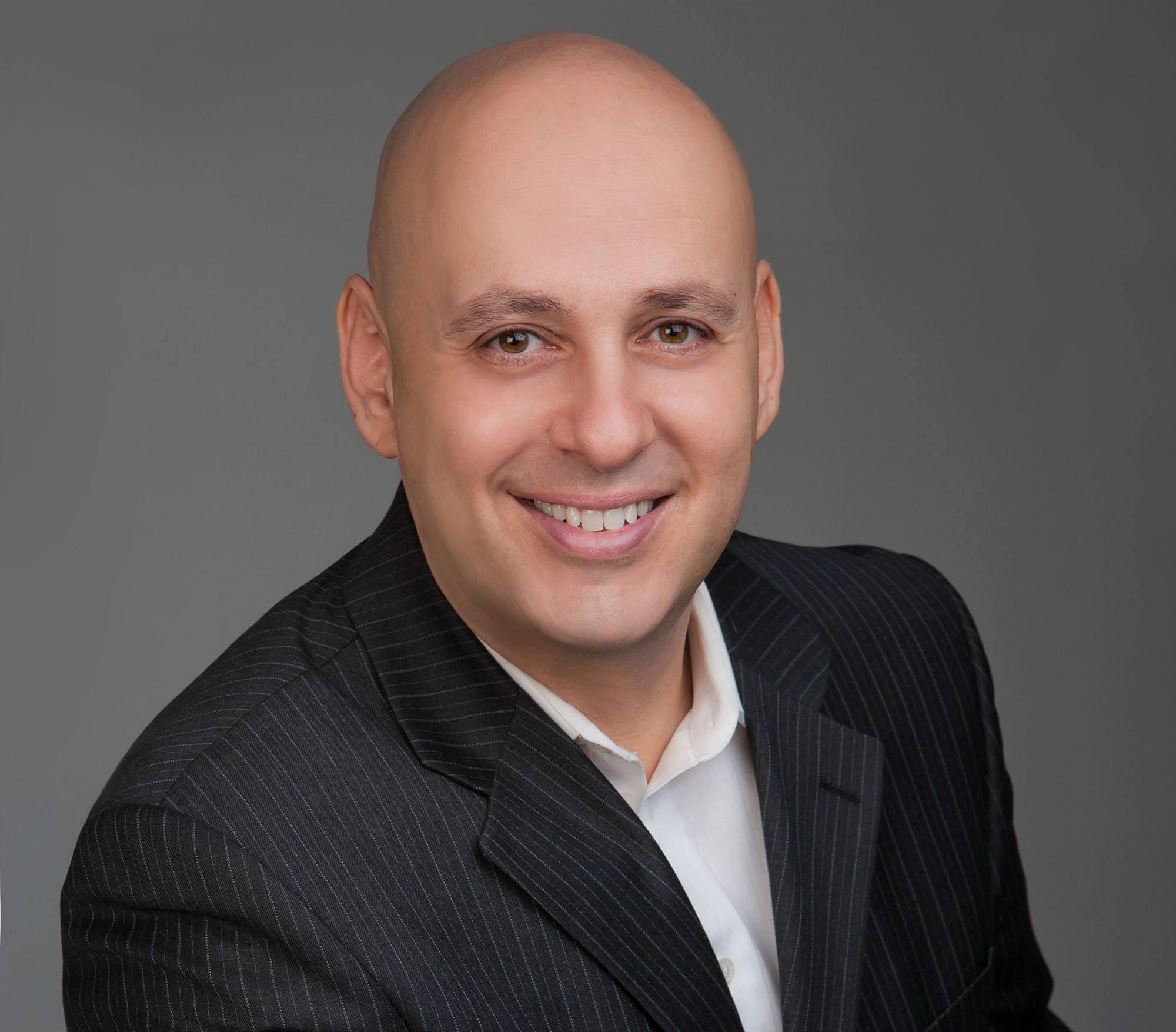 Niko Lambrinoudis is Broker/Owner of TRG The Residential Group Realty (Niko Lambrinoudis)