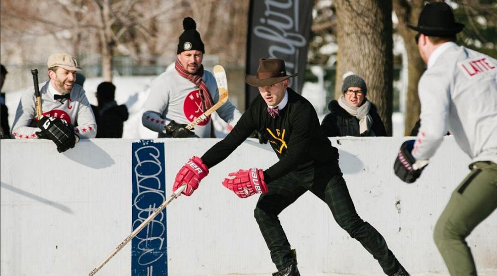 26 photos from Montreal's WRG Gentlemen's Hockey Classic