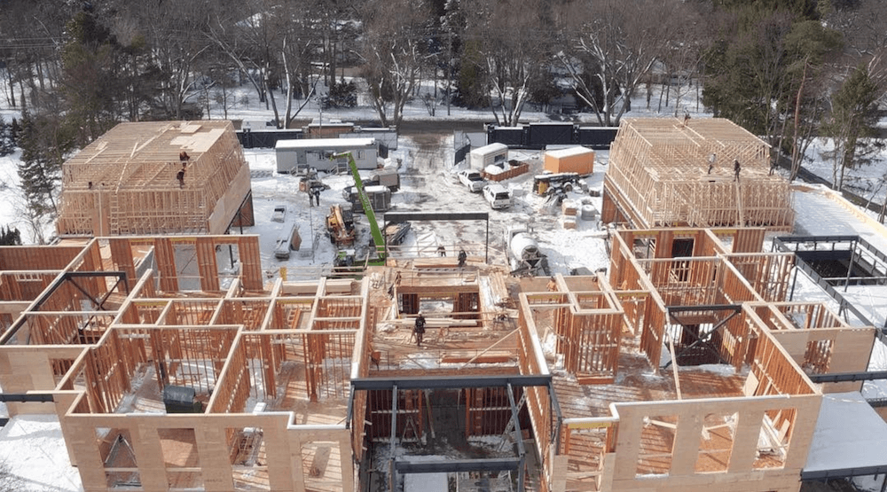 Drake Shares Photo Of His Massive Bridle Path Mansion Daily Hive Toronto