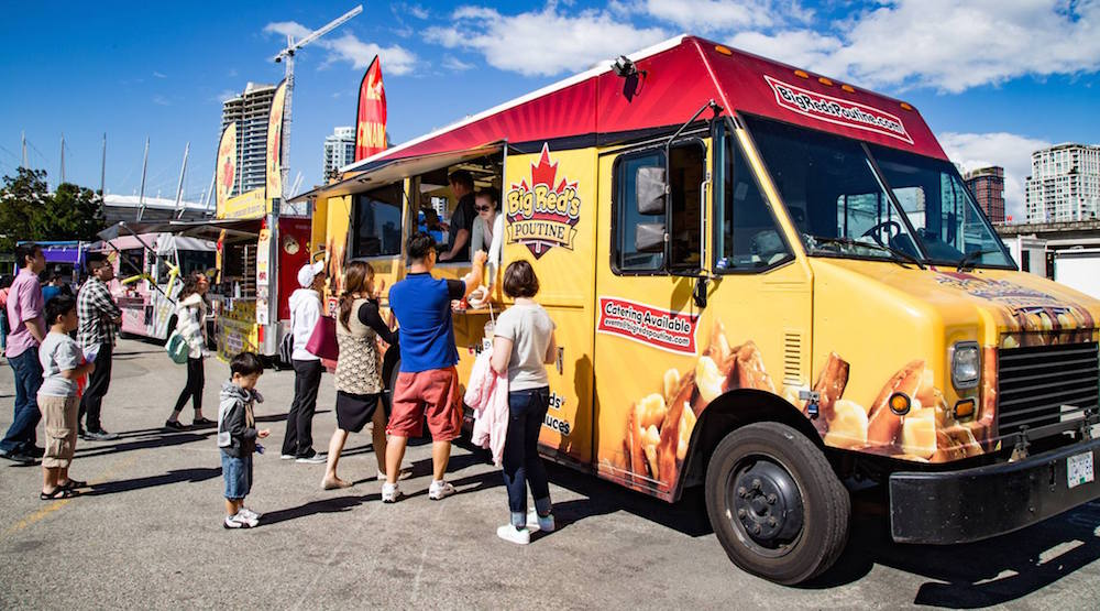 An amazing food truck festival is happening in Vancouver this weekend