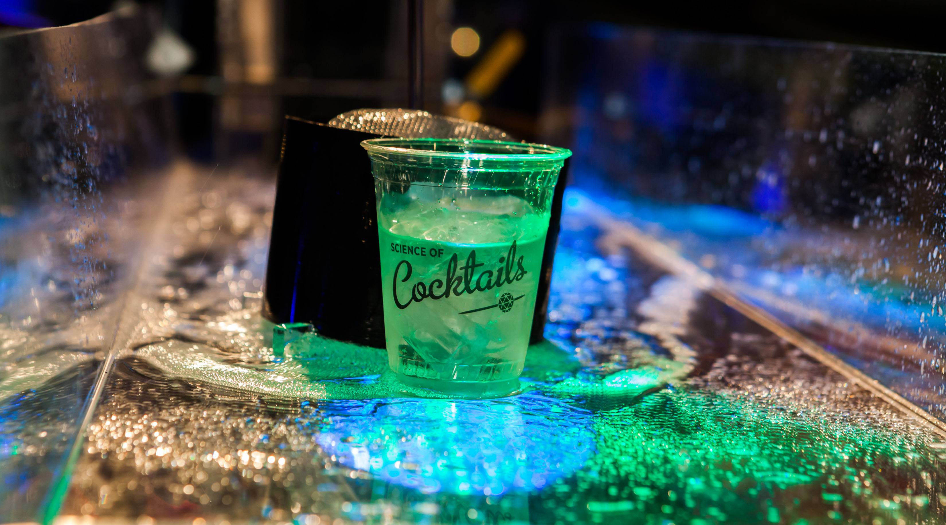 Science of cocktails cup at the hendricks gin station picture listen photography