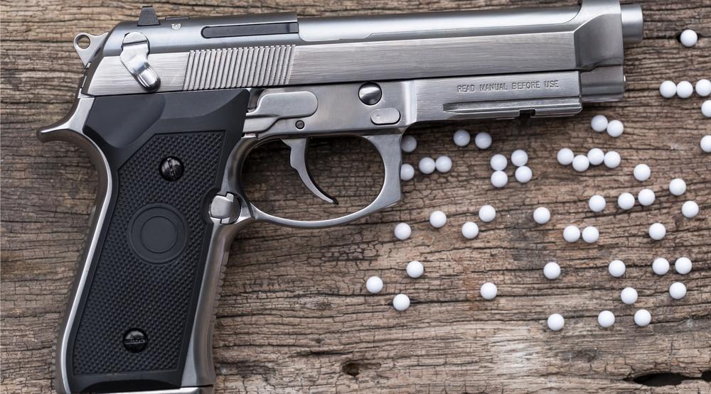 Surrey RCMP warn residents about fake guns