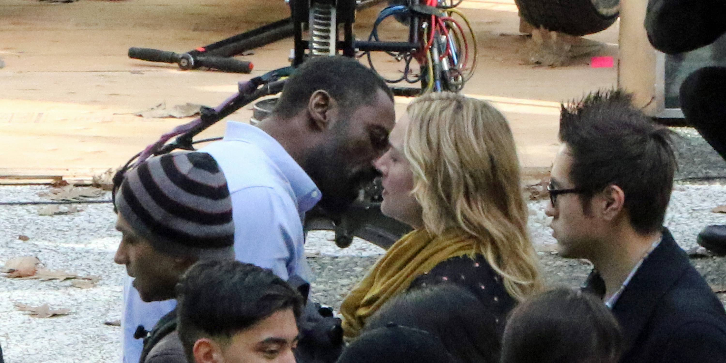 """Spotted: Kate Winslet and Idris Elba film """"The Mountain Between Us"""" in Vancouver (PHOTOS)"""
