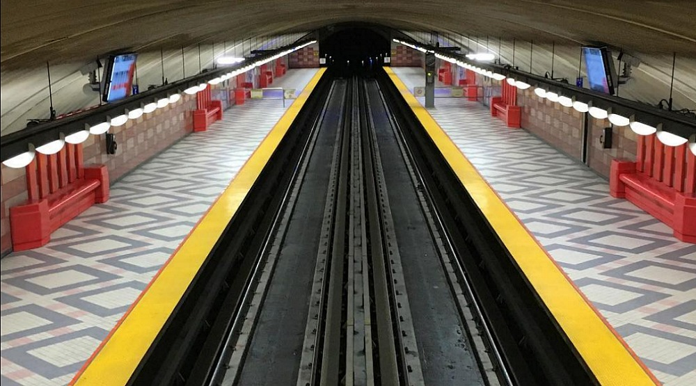 The Montreal metro will be open all night for Nuit Blanche