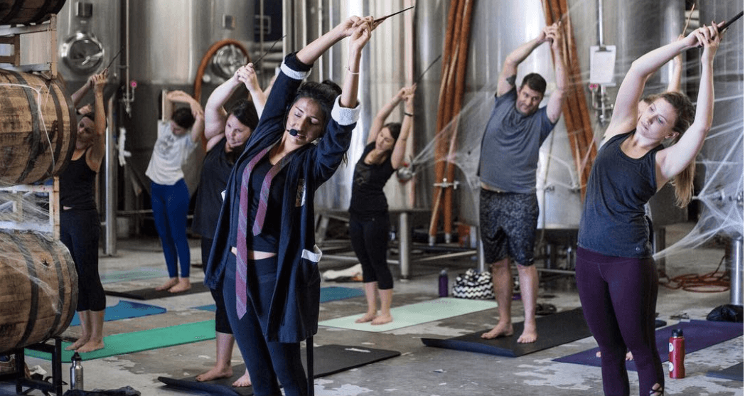 More Harry Potter yoga classes added in Toronto this month