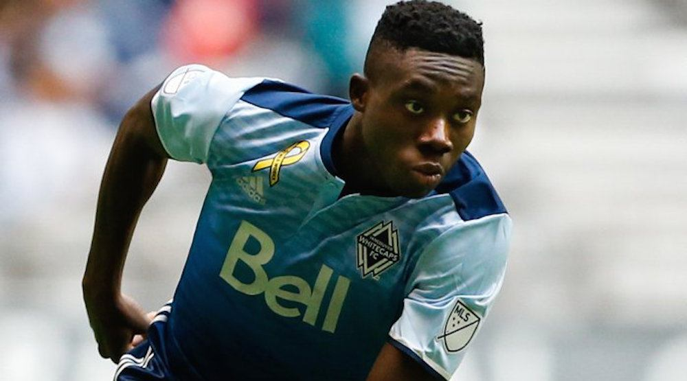 Whitecaps 16-year-old phenom Alphonso Davies garners global attention, has superstar potential