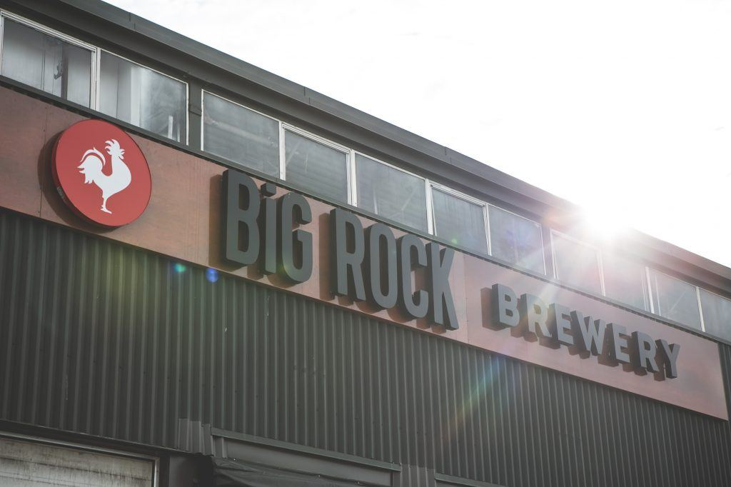 big rock brewery etobicoke