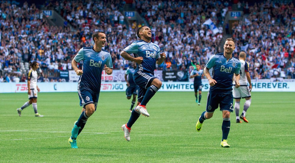Whitecaps begin CONCACAF Champions League quarterfinal tonight