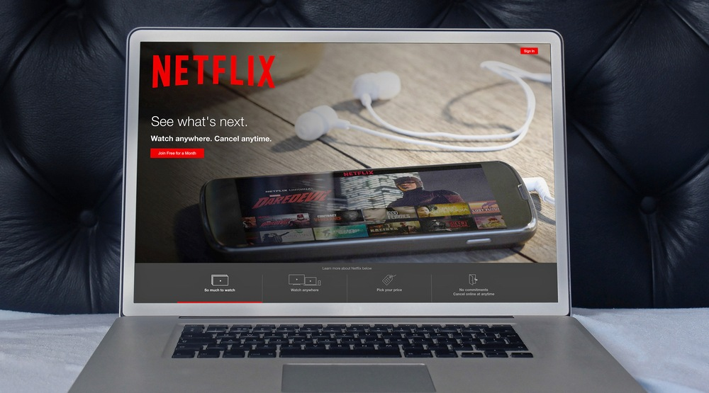 Netflix shutterstock