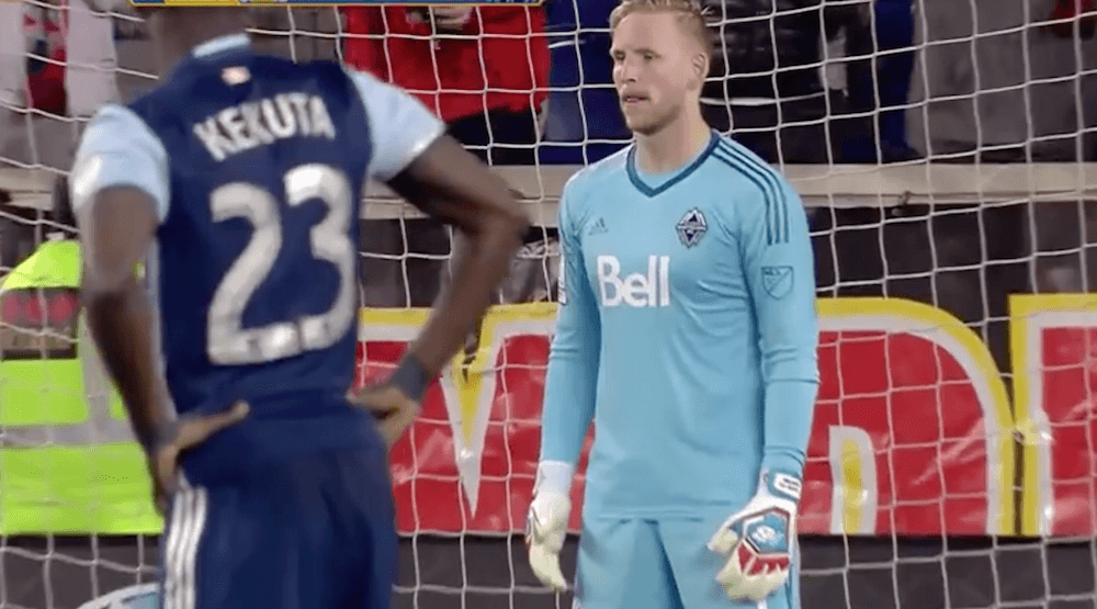 Ousted salvages draw for Whitecaps in Champions League quarterfinal