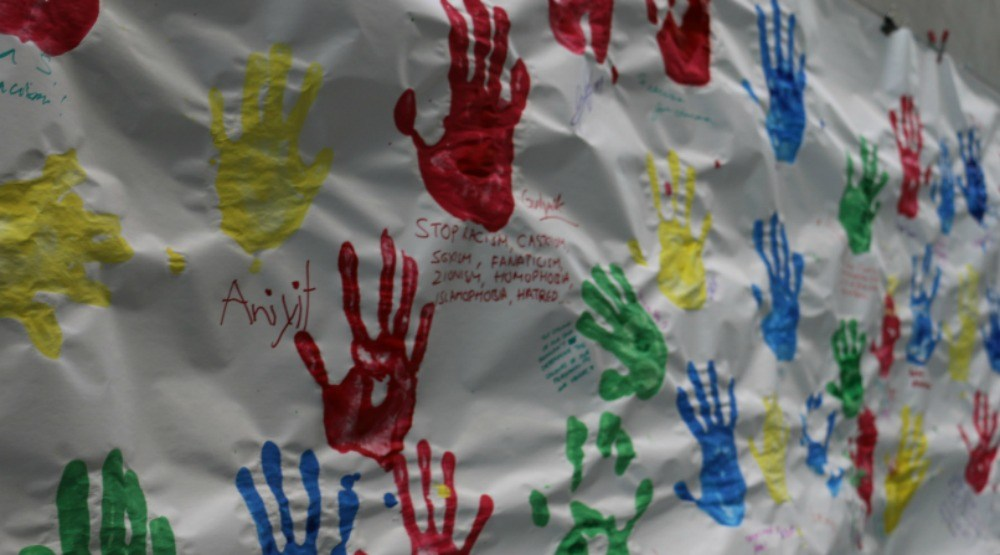 Celebrate Hindu Festival of Colours with Raise Your Hands Against Racism