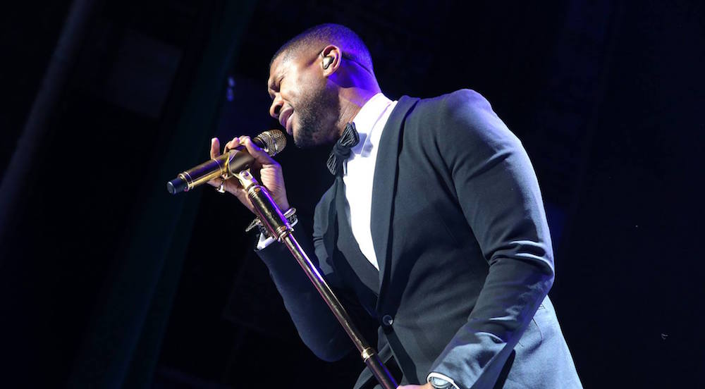 Usher & The Roots coming to Calgary during Stampede