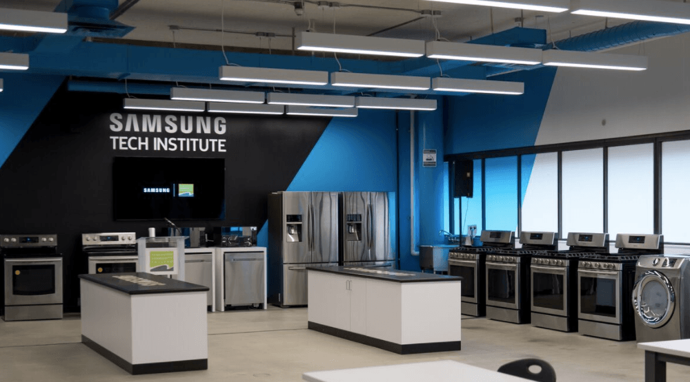 Samsung Tech Institute expands to Vancouver Community College