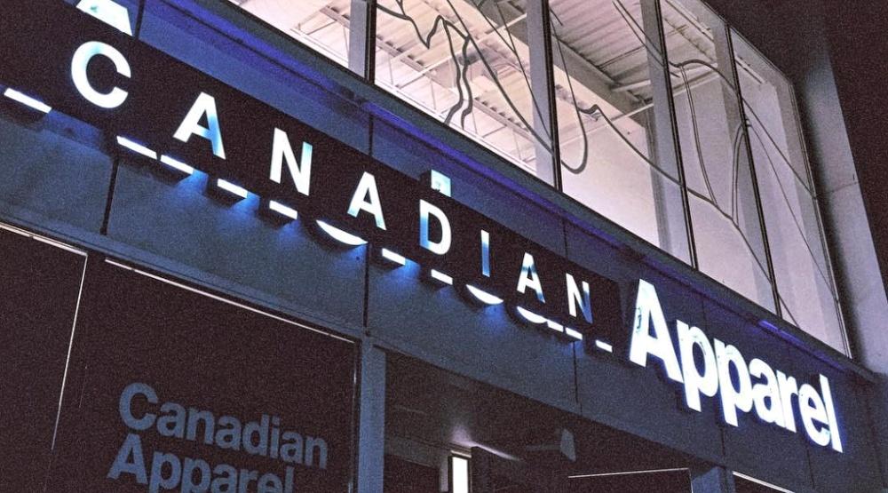 Canadian apparel