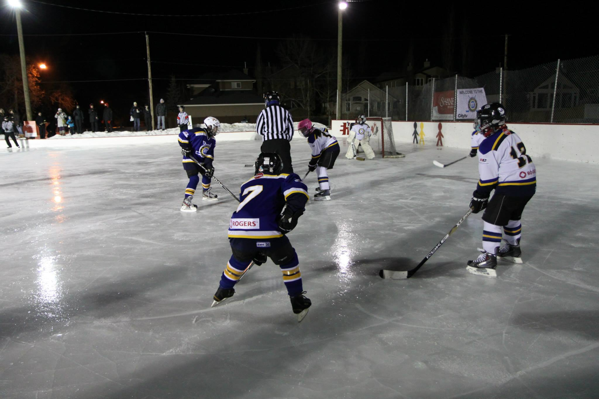 8 great Calgary outdoor hockey rinks for some shinny