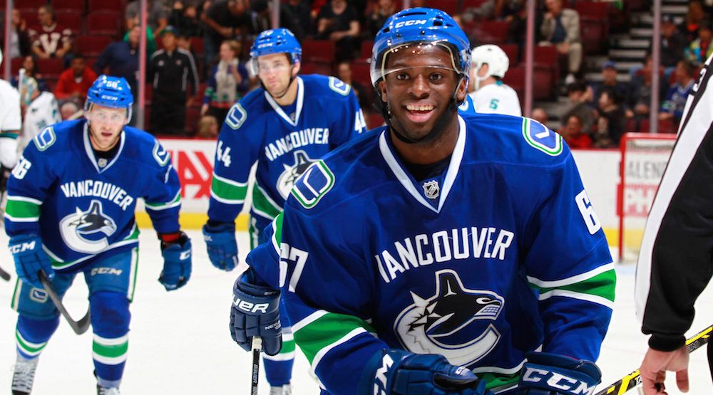 Canucks trade Jordan Subban to Kings for Nic Dowd