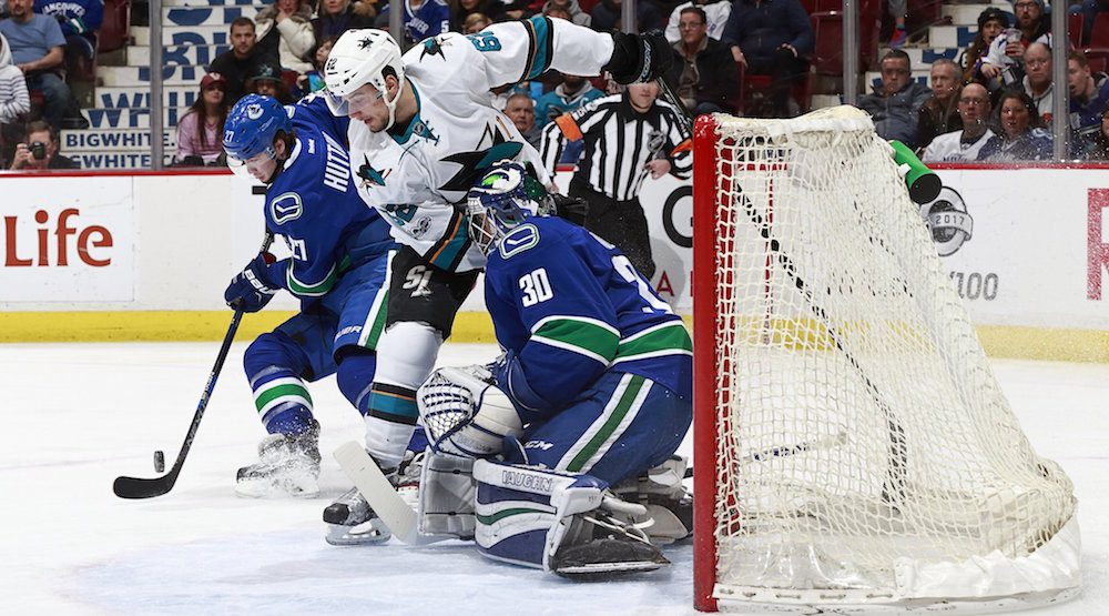 SixPack: Canucks can't find cure for mumps, Sharks