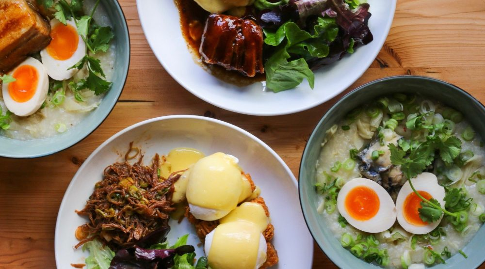 Welcome to the club: Heritage Asian Eatery now offers weekend brunch service