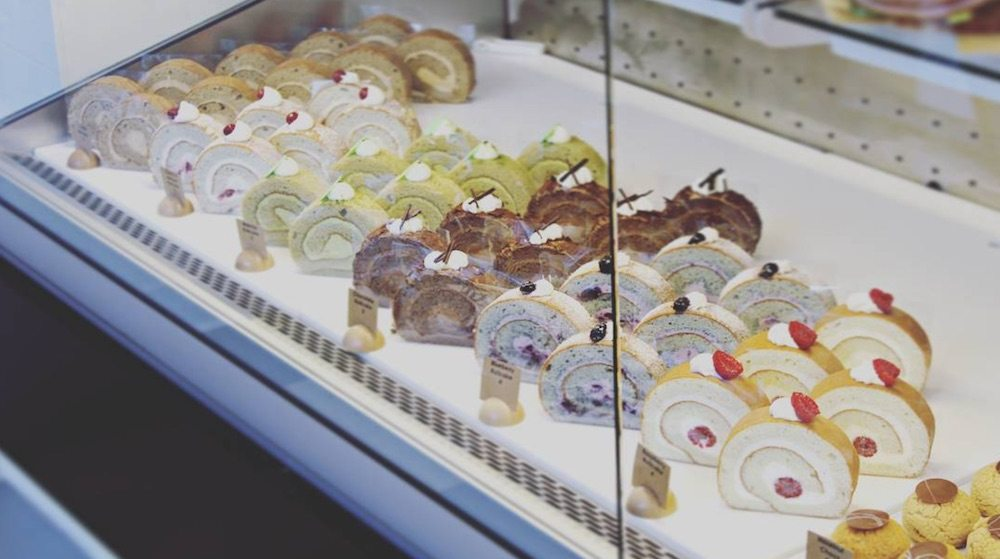Roll cakes are rockin' at this new East Village bakery
