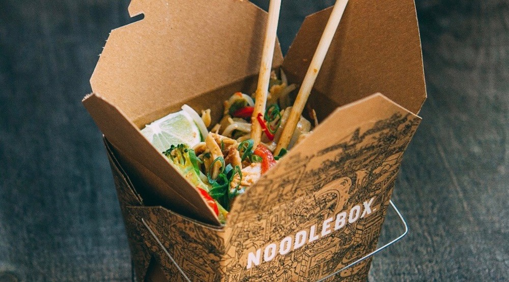 You can get $5 Noodlebox for one day this week