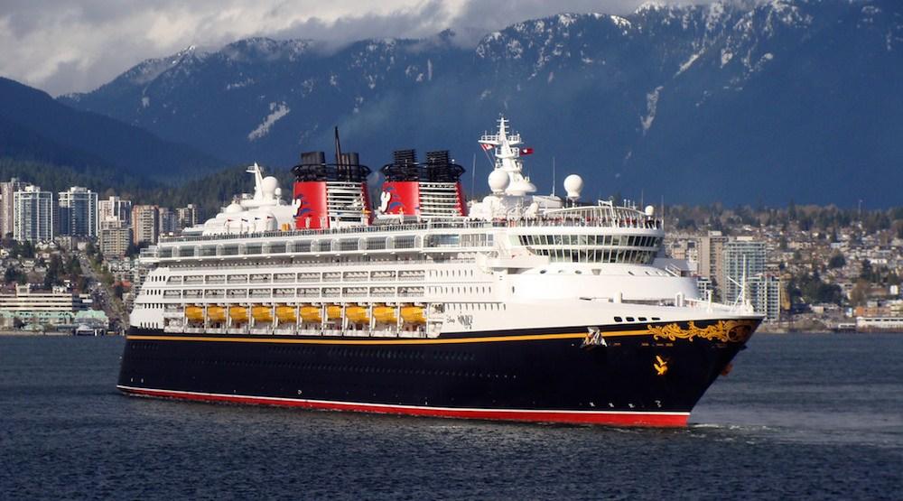 Disney wonder vancouver cruise ship