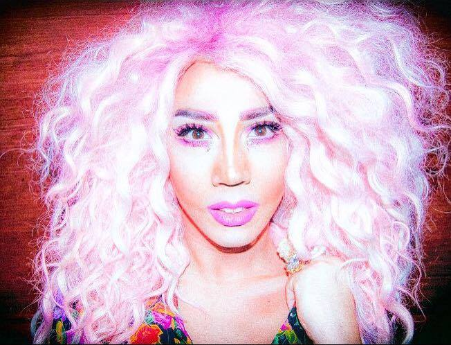 Drag performer Thanks Jem (Variety of Queers)