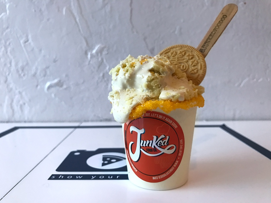 junked food co cookie dough